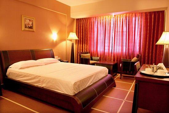 Hotel Castle Rock: Double bed room