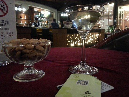 """كابيتال هوتل: American bar """"Verona"""""""