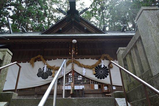 Oshimananasugi Shrine