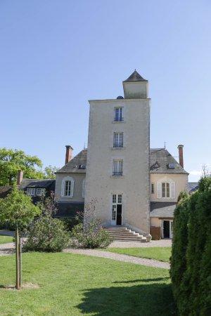 Ouchamps, Prancis: l'anciènne tour