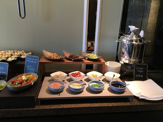 Shangri-La Hotel, Tokyo: Breakfast
