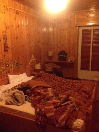 Calliano, Italia: Les environs est très jolie, les chambres confortable et le personnel aussi agréable
