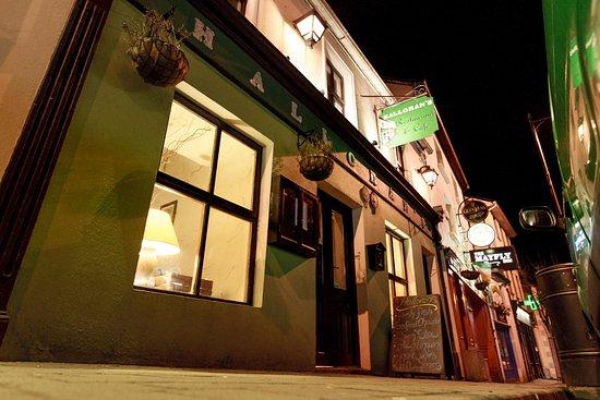 Oughterard, Irlanda: dinner