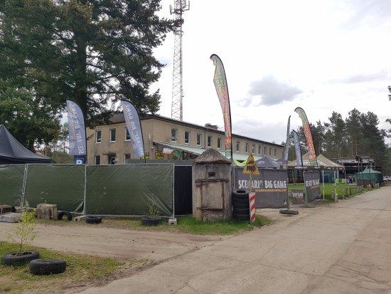 Gotchaspielfeld NORD