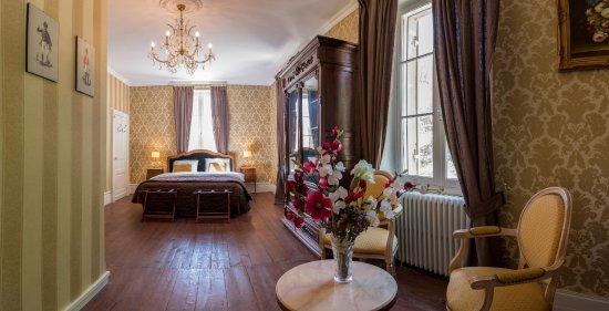 Lalinde, ฝรั่งเศส: Guestroom Beaumont du Perigord