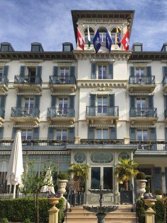 Grand Hotel du Lac Resmi