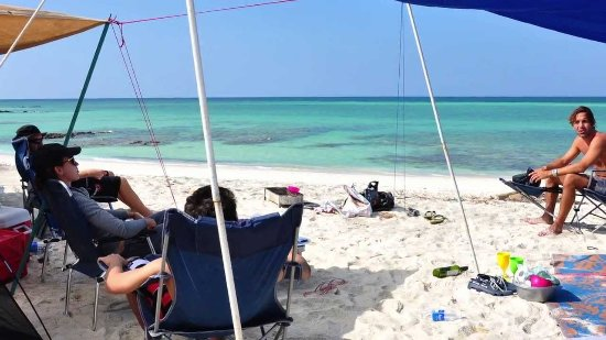 Oman Tours And Camp Beach Camping