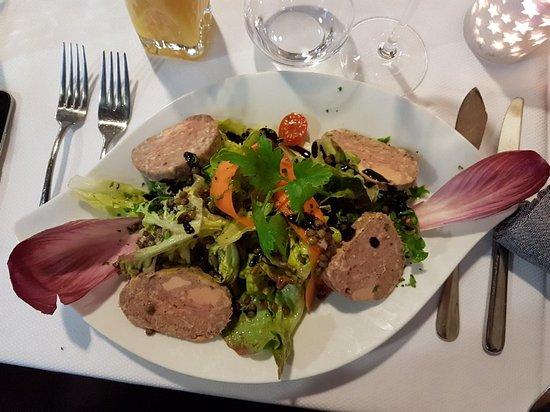 Le volcan clermont ferrand restaurant avis num ro de - Bistro venitien clermont ferrand ...