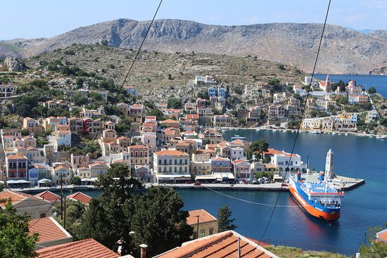 Chorio Hotel Updated 2018 Reviews Price Comparison Symi Greece Tripadvisor