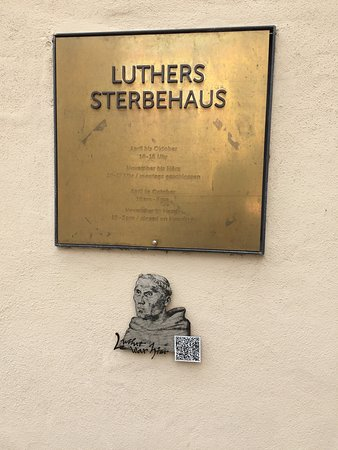 ‪Luther Sterbehaus Museum‬