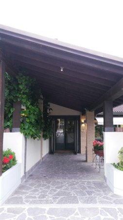 Cicognolo, Italia: l'ingresso