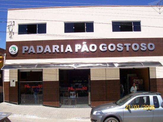 PADARIA PÃO GOSTOSO - DESDE 1994  - MANGA-MG - TEL: (38)9 8414-7210 / (38) 3615-1073