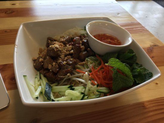 Fairborn, OH: Vermicelli with Beef