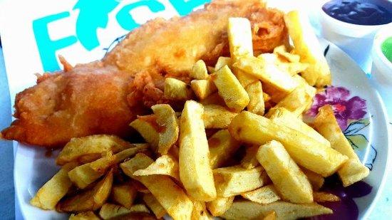 Peterlee, UK: York Road Fisheries