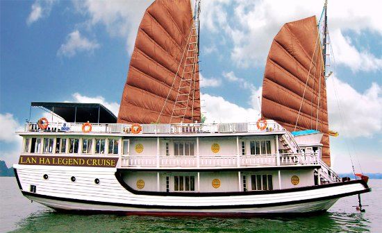Lan Ha Legend Cruise Day Tours