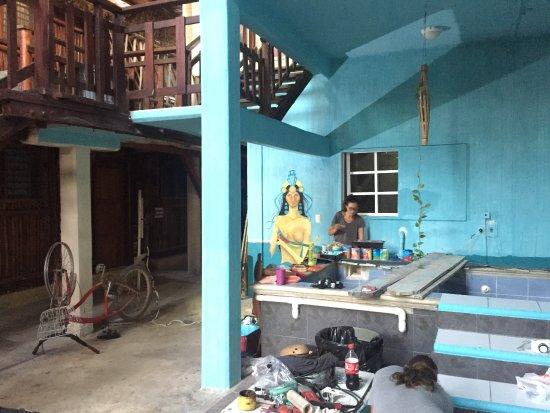 Casa del Sol: first floor