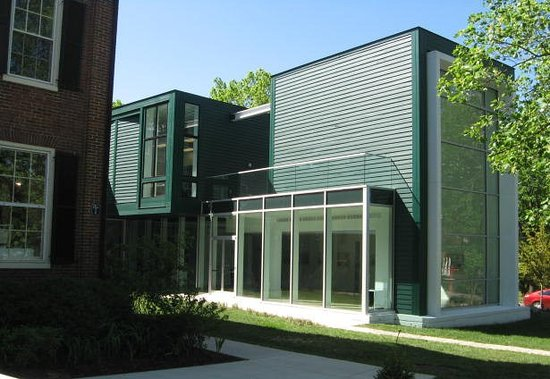 the new modern wing picture of living arts science center
