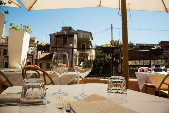 Vii Coorte Rome Trastevere Menu Prices Restaurant