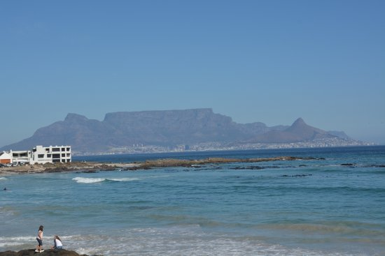 Bloubergstrand Beach Photo