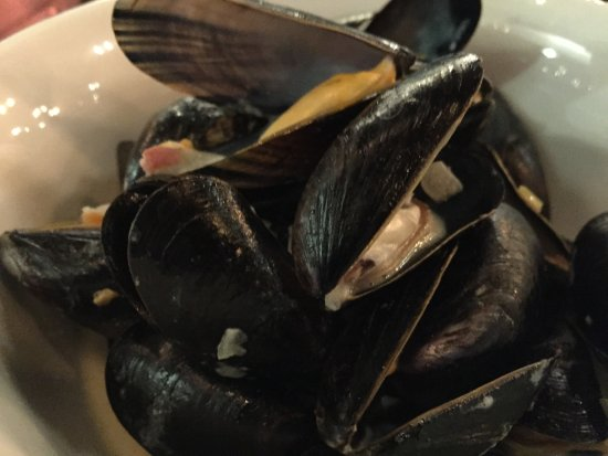 Lincolnshire, UK: Mussels