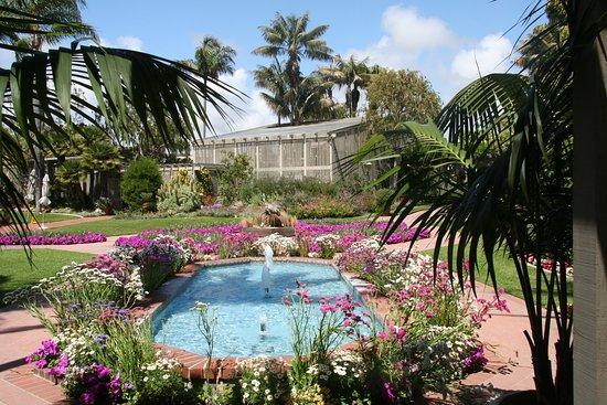 Cafe jardin for Cafe jardin sherman gardens
