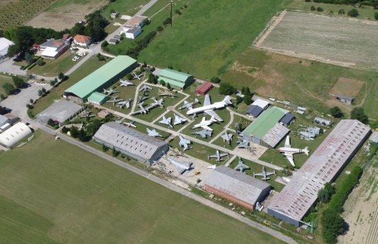 Musee Europeen de l'Aviation de Chasse