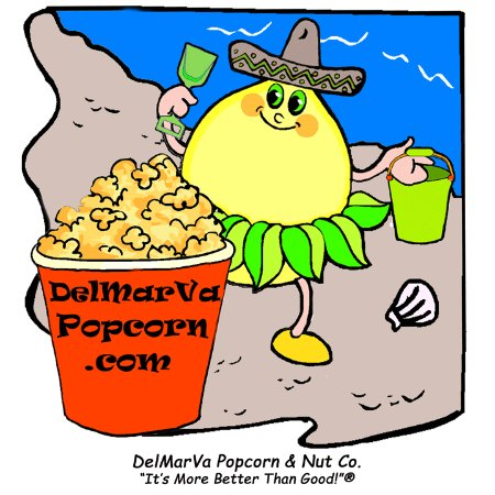 DelMarVa Popcorn & Nut Co