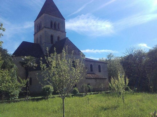 Saint-Leon-sur-Vezere, Frankrijk: Eglise Saint-Léonce