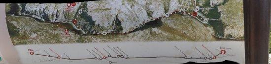 Sentier Blanc-Martel: Sentier Martel