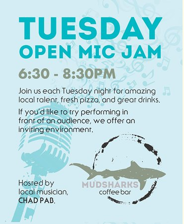 Courtenay, Canada: Tuesday Open Mic Jam