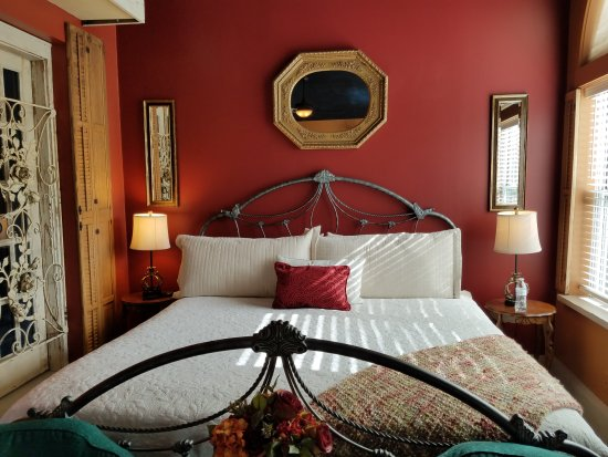 Allegan, MI: Romantic room