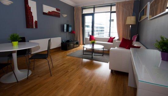 Ifsc apartments dublin irlande voir les tarifs et for Appart city dublin