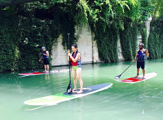 San Antonio Paddle