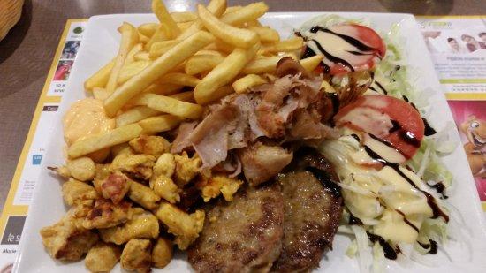 Le bosphore nevers restaurant avis num ro de t l phone for Restaurant chinois nevers