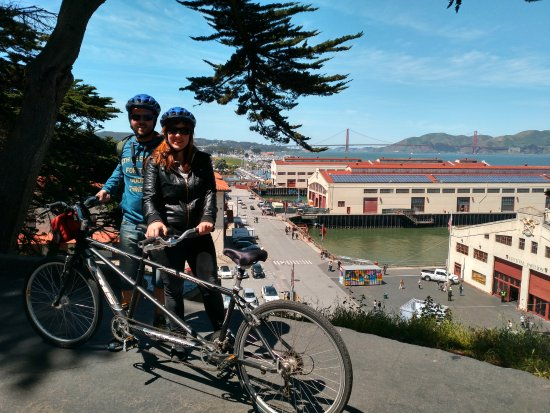 Alcatraz Bikes And Tours Reviews