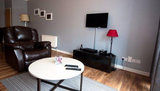 De Keuken Van Het Appartement Picture Of Ifsc Apartments