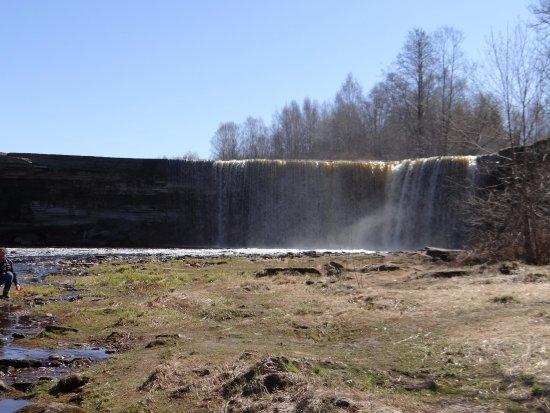 Harju County, Estland: Wodospad Jagala