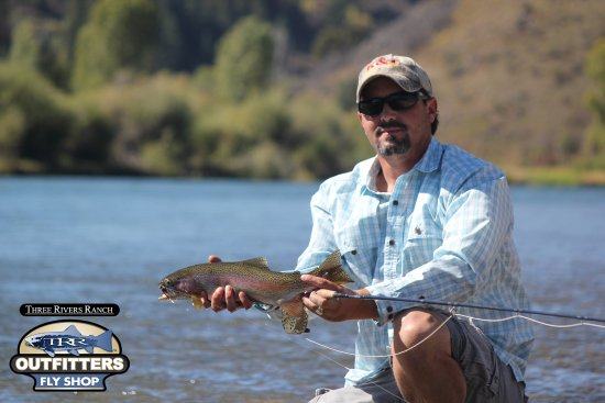 Ashton, Айдахо: Guided fly fishing trips on Eastern Idaho's best rivers, lakes, and streams!