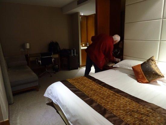 Joy Holiday Hotel Suzhou Renmin Road Branch Hotel: chambre 1102