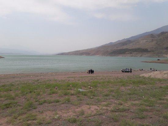 Manjil, Iran: Sefidrud Dam