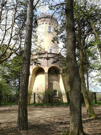 Bismarck Tower: Wieżą