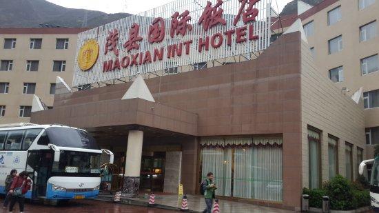 Mao County, China: 茂縣國際飯店