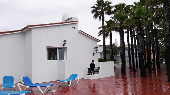 Marbella Playa Hotel: Casitas independientes