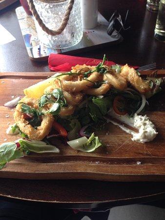 The Gazelle Hotel: Beautiful food at a beautiful location