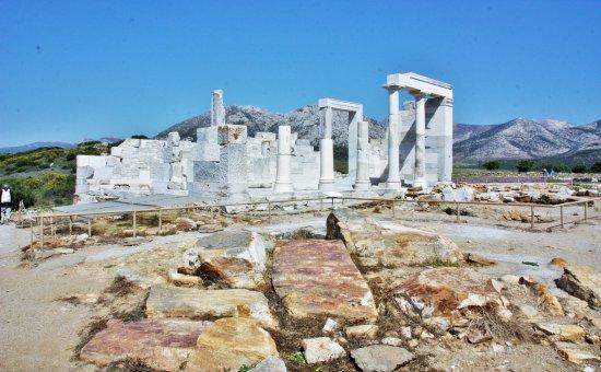 Temple of Demeter: le temple de Demeter