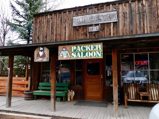 Lake City, CO: Packer Saloon
