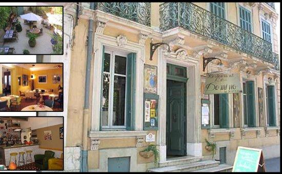 Hotel Restaurant Le Domino Draguignan