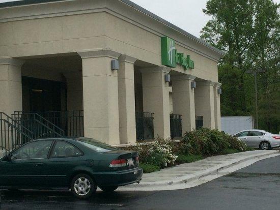 Holiday Inn-Asheville Biltmore West Resmi