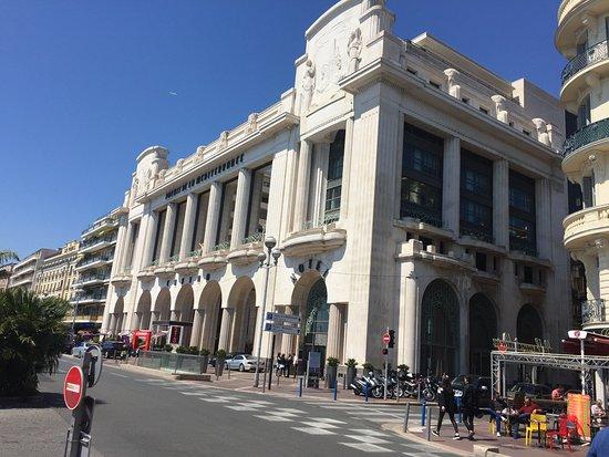 Hyatt Regency Nice Palais de la Mediterranee Bild