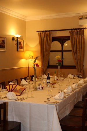 Ballinasloe, Irland: Restaurant